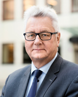 Auditor General Stefan Lundgren.