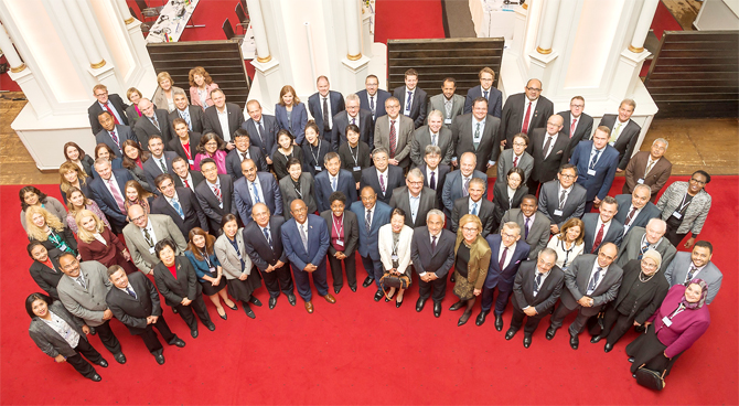 INTOSAI Governing Board 2017.