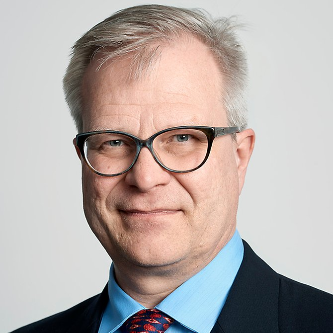 Auditor General Ingvar Mattson.